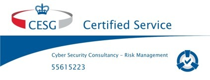 CESG Certified Service - Risk Management